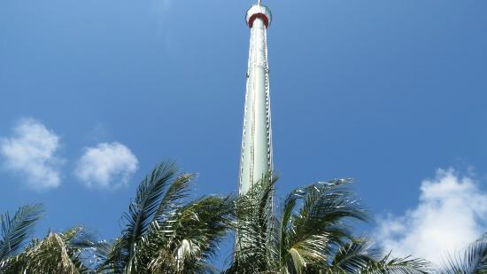 Torre Escenica : Próximo a torre