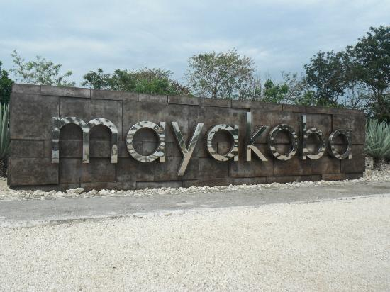 Fairmont Mayakoba: Entrance
