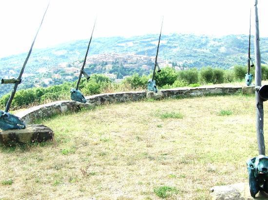 Nijinsky foto di il giardino di daniel spoerri seggiano tripadvisor - Giardino di daniel spoerri ...