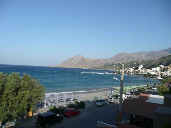 Alianthos Beach Hotel: view from our room
