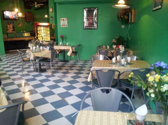 Merkato: Disney Green Diner theme