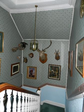 Kinkell House: Stairs
