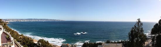 Dei Templi Apart Hotel: foto panorámica de la vista de nuestro hotel