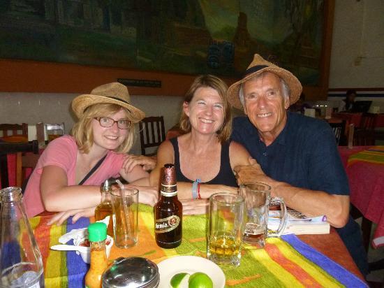 Casa Peon : Corona et bohémia en famille