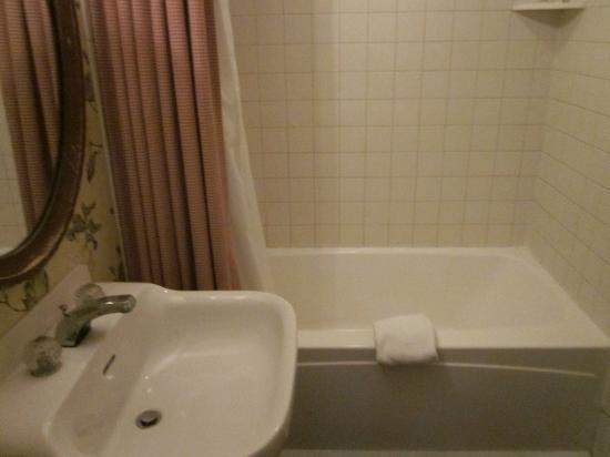 باركسديل هاوس إن: Salle de bains 