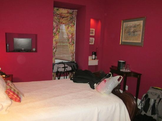 Barksdale House Inn: Chambre