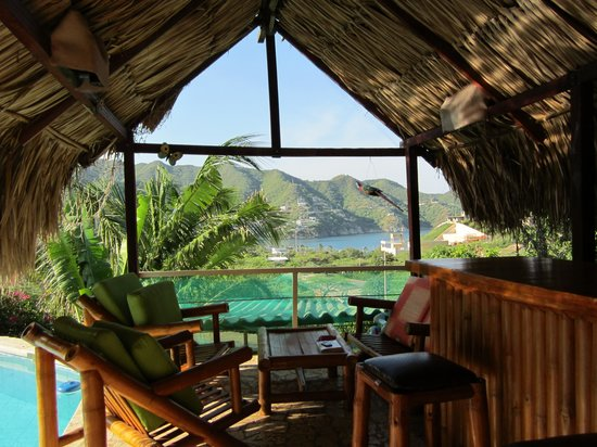 Casa Los Cerros: Bonito rincón de lectura