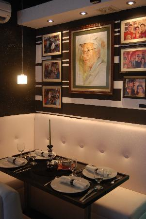 El Diluvio Restaurant : Bar