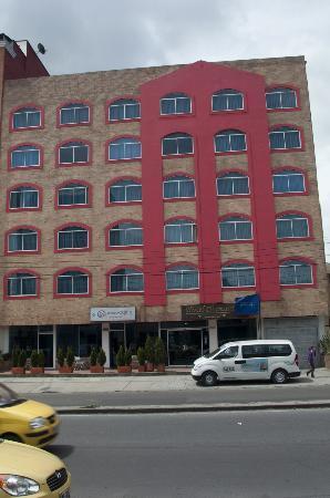 Hotel Diamante Internacional: FACHADA DEL HOTEL