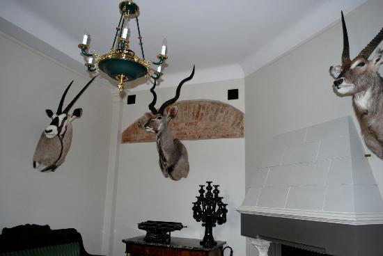 Malpils Manor: Interesting
