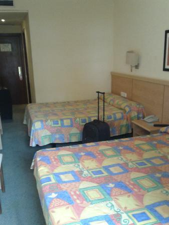 Hotel Best Mediterraneo: Room