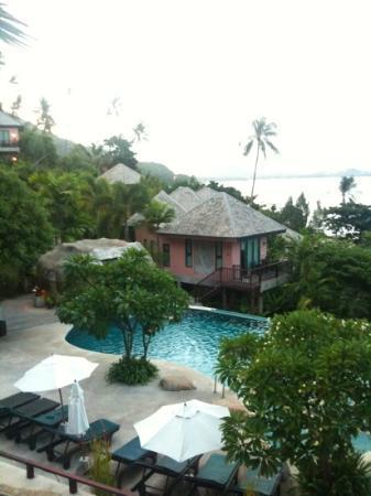 Merit Wellness & Mind Retreat Resort Samui: esterno ville