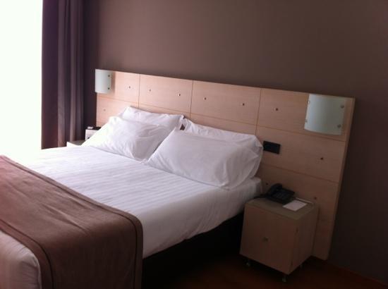 Hotel Victoria Frontemre : chambre vue sur mer