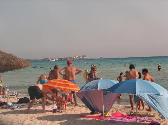 Plaja des Trenc