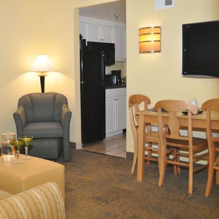 Ocean Key Resort: Ocean Key And Atrium Livingroom