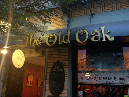 Photo of Irish Pub The Old Oak at Franklinstraat 26, Brussels 1000, Belgium