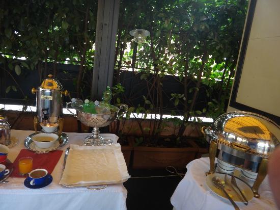 Hotel Dei Consoli: buffet