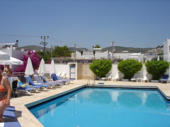 Bodrum Eos Hotel : pool