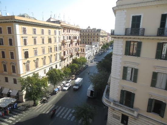 Hotel Dei Consoli: view