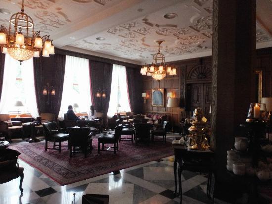 Fairmont Hotel Vier Jahreszeiten: Wollanse room