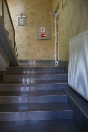 Guest House Senasis Pastas: staircase