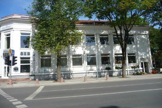 Guest House Senasis Pastas: hotel building itself