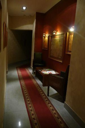 Guest House Senasis Pastas: corridor