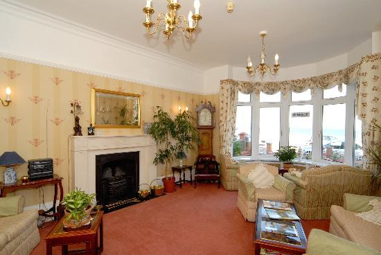 The Seacourt Hotel : Lounge