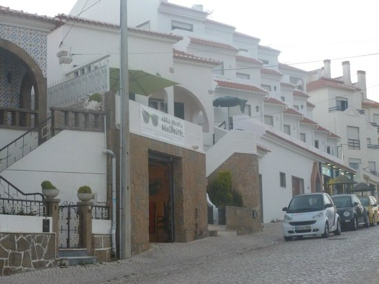 Areia Branca Beach Hostel: Hostel