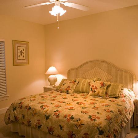 Twin Palms Bedroom
