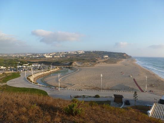 Areia Branca Beach Hostel: Beach