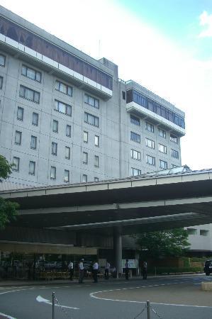 Takayama Green Hotel: 外観