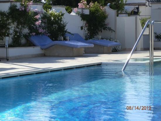 Melia Villa Capri Hotel & Spa: la piscina