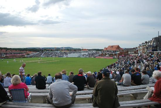 Scarborough Cricket Club: the best non test ground