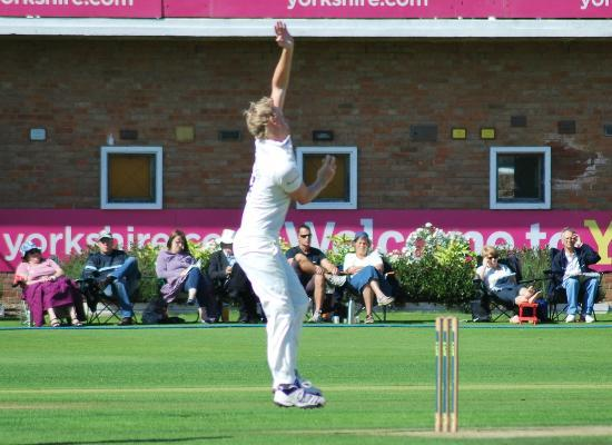 Scarborough Cricket Club: patto in full swing