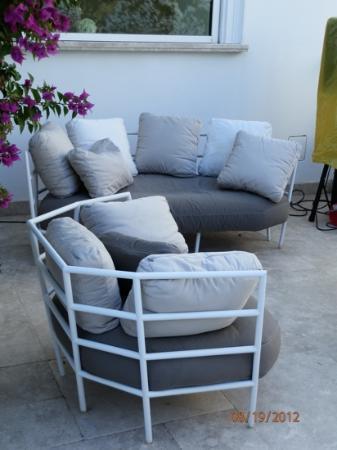 Melia Villa Capri Hotel & Spa: zona relax