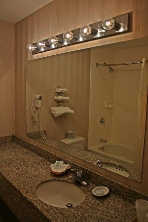 Golden Gables Inn: bathroom