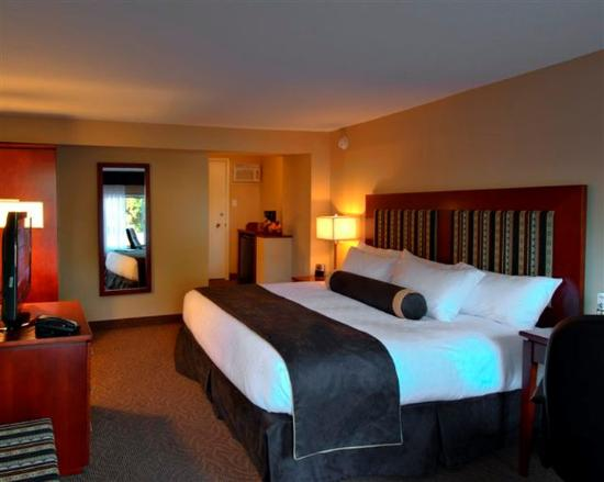 Coast Penticton Hotel: Comfort Room - King Bed