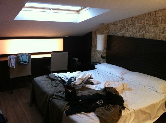 Hotel Casa Rosalia: Habitación