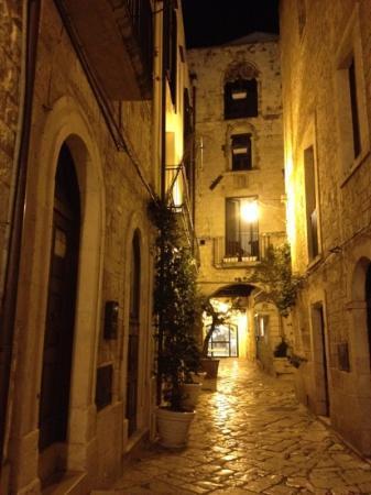 Goffredo Ristorante Osteria in Terrazza : arrivo al resort !