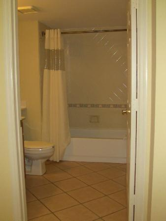 Wyndham Royal Vista: second bathroom in rm 7712