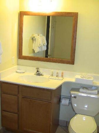 Wyndham Royal Vista: master bathroom in rm 7712