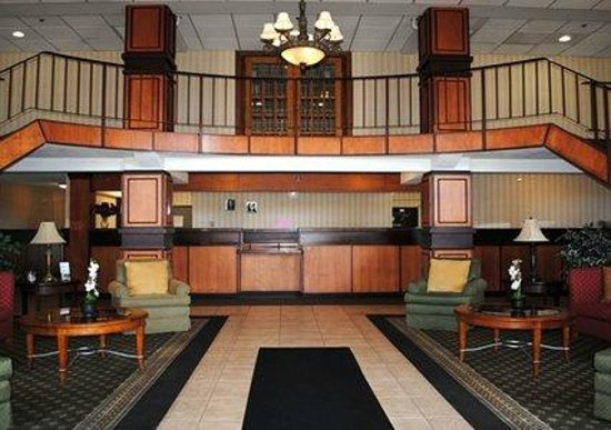 lobby picture of ramada mystic mystic tripadvisor. Black Bedroom Furniture Sets. Home Design Ideas