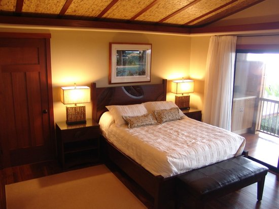 Haleakala Bed and Breakfast: Luxury Master Suite with Queen Temper Pedic