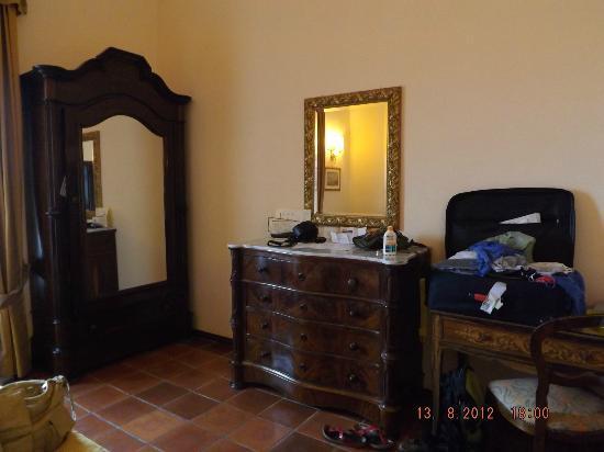 Hotel Iaccarino: room