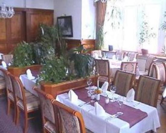 Hotel Erbprinzenpalais: Restaurant View