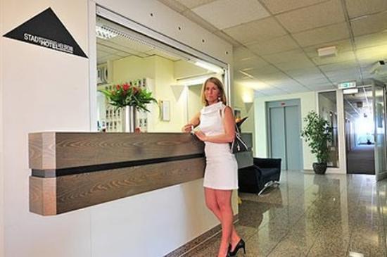 Akzent Stadthotel Heilbronn: Reception View
