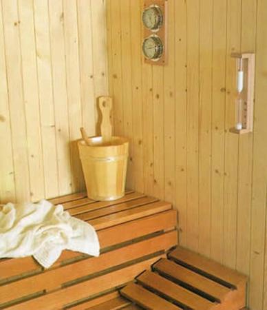 Hotel Windenreuter Hof: Wellness View