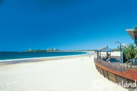 Top Spot Motel: Mooloolaba Beach