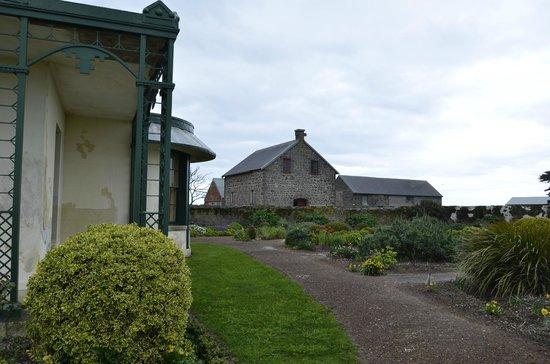 Highfield Historic Site: Highfield house garden (part of)